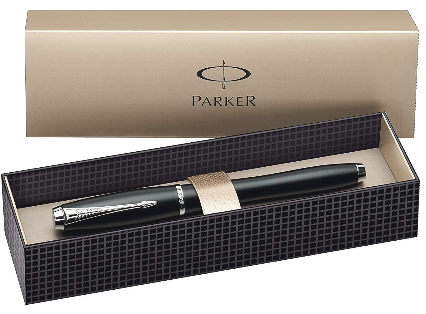 Ручка роллер Parker Urban T200, Muted Black CT, фото 3