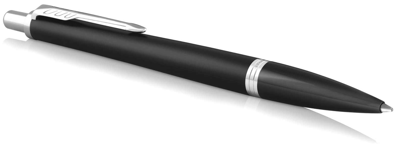 Ручка шариковая Parker Urban Core K309, Muted Black CT, фото 2