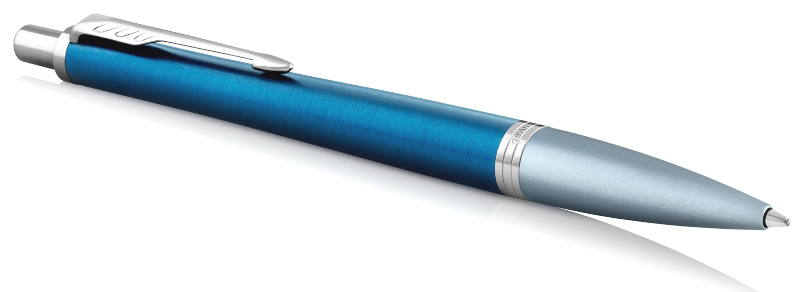 Ручка шариковая Parker Urban Premium K310, Dark Blue CT, фото 2