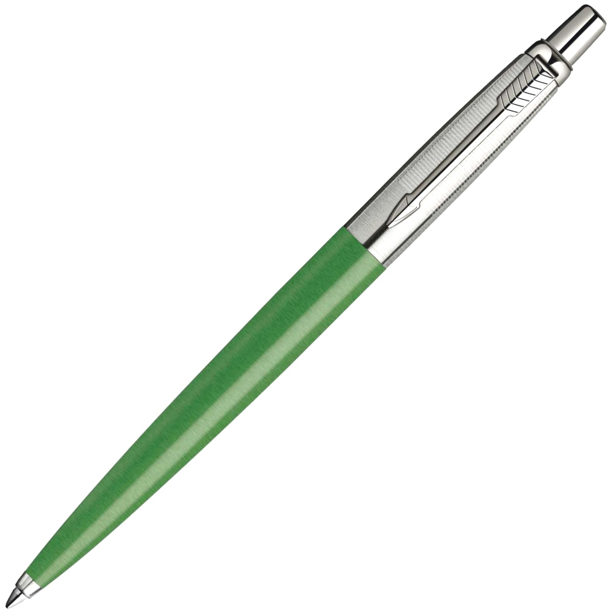 Шариковая ручка Parker Jotter 125th Special Edition K173, Metallic Green CT