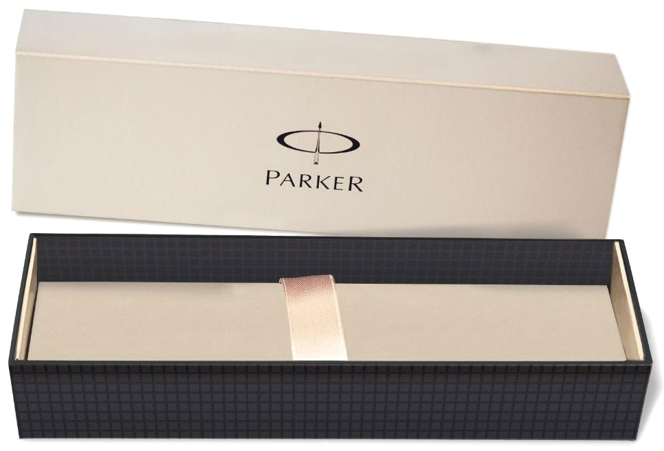 Шариковая ручка Parker Jotter 125th Special Edition K173, Metallic Yellow CT, фото 2