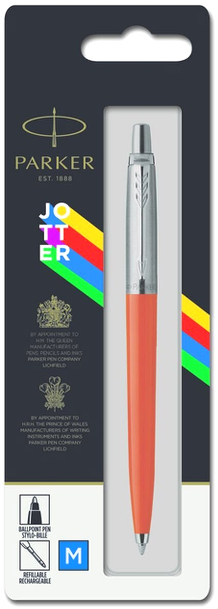 Шариковая ручка Parker Jotter K60 Originals Color Plastic 2019, Orange СT